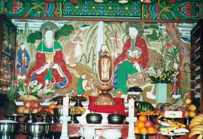 Golden Dragon Hermitage