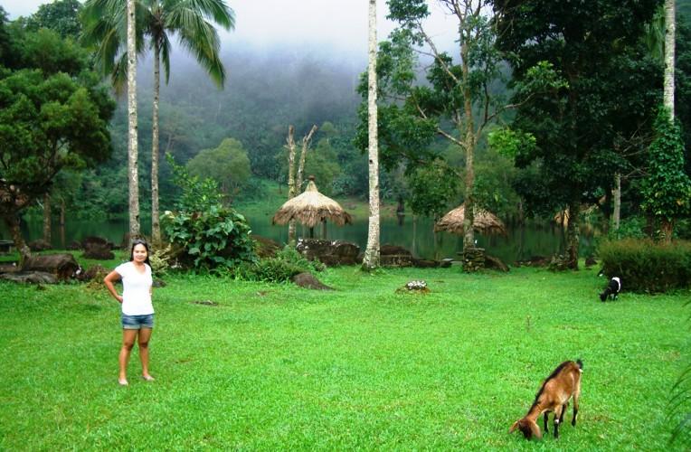 Balinsasayao Twin Lakes National Natural Park In Negros